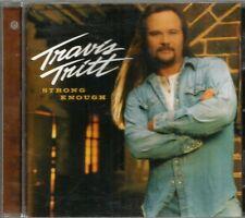 "CD ~ Travis Tritt ""Strong Enough"" (2002) Columbia"