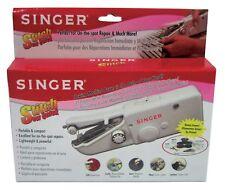 Singer 01663 Stitch Sew Quick™ Hand Held Sewing Machine