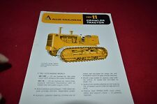 Allis Chalmers HD-11 Crawler Tractor Dealers Brochure AMIL12 ver3