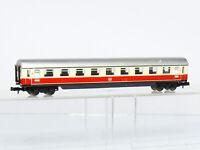 Minitrix 18037 N  4-achsiger TEE-Fernschnellzugwagen 1.Kl.  DB, rot/beige, OVP