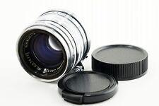 Nikon Nippon Kogaku Nikkor-H.C 5cm 50mm f/2 Leica Screw Mount L39 Lens Exc *018