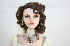 """Ooak Gene Repaint """"Monique"""" nude doll by Cynthia Heaton.Elegance To The Max!"""
