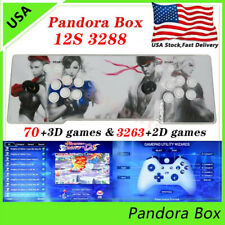 Pandora Box 12S 3288 Games in 1 Home Arcade Console 32G Retro Video Gmae Hdmi