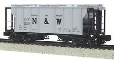 MTH S Gauge PS-2 Hopper Car Norfolk & Western 35-75043