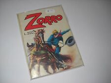 LA FRUSTA DI ZORRO N. 12 CERRETTI EDITORE 1975 No Diabolik !!!
