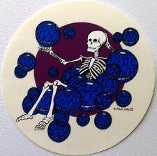 Hippie Stickers for Cars skull weird biker decals skateboard laptop graphics