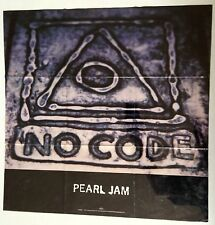 PEARL JAM ~ RARE ORIGINAL VINTAGE PROMOTIONAL ALBUM RELEASE POSTER