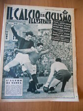 CALCIO ILLUSTRATO 8/1955 Napoli - Bologna 1-1