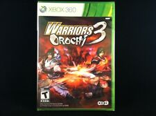 Warriors Orochi 3 (Xbox 360) Brand New / Factory Sealed /