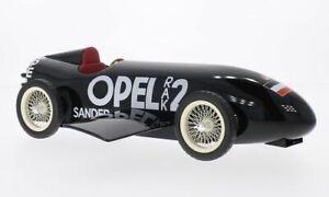 Opel RAK2, schwarz, 1:18, BoS-Models