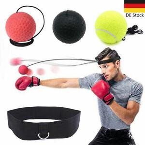 Boxen Training Ball Reflex Fightball Speed Fitness Punch Boxing Ball Kampf Ball