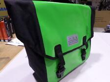 Brompton O Bag by Ortlieb 100% Waterproof,Messenger Bag,Apple Green & Black.BNWT