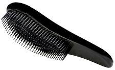 Spazzola nero in plastica per capelli