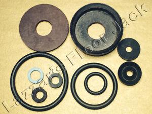 Floor Jack, Blackhawk SJ1, SJ2, 67401, 67402 Seal Repair Rebuild Kit