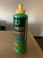 3D Car Care ACA 500 X-TRA Cut Compound Paste 8 Oz