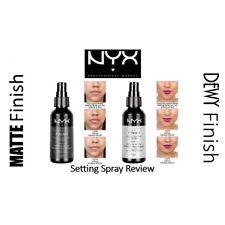 NYX Make Up Setting Spray - Matte Finish