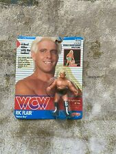 Vintage WCW Ric Flair Galoob 1990 Action Figure Series 1 - New in Package