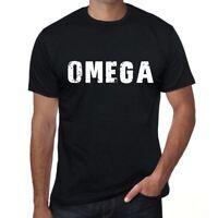 omega Herren T shirt Schwarz Geburtstag Geschenk 00553