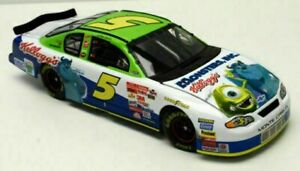 TERRY LABONTE 2001 KELLOGG'S MONSTERS INC. #5 1/24 ACTION DIECAST CAR 1/6,000
