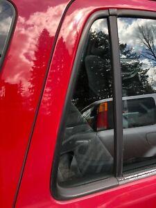 1997-2001 Honda CR-V RIGHT Rear Quarter Door Vent Glass Window OEM 97-01 CRV