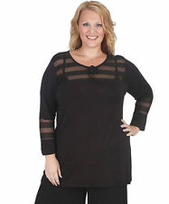 Cotton Blend Evening, Occasion Long Sleeve Machine Washable Tops & Blouses for Women