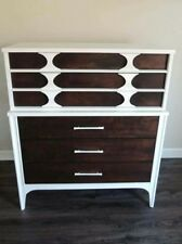 Kent Coffey Perspecta Mid Century Modern High Boy Dresser
