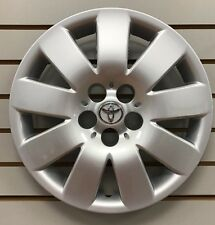 """2003 2004 Toyota COROLLA LE 15"""" 9-spoke Hubcap Wheelcover OEM 42621AB060"""