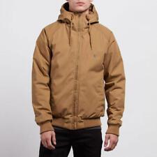 Volcom Hernan Jacket Burnt khaki XL