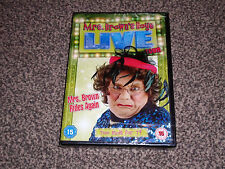 MRS BROWN'S BOYS LIVE TOUR : MRS BROWN RIDES AGAIN  NEW SEALED DVD (FREE UK P&P)