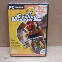 Cycling Manager 2 Windows PC Game Brand New Sealed Free UK P+P