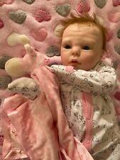 Reborn Baby Girl Gracie 20inch
