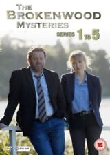 The Brokenwood Mysteries Season 1 2 3 4 5 Series One to Five New Region 4 DVD