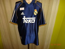 "Real Madrid Original Adidas Ausweich Trikot 1998/99 ""Teka"" Gr.L- XL TOP"