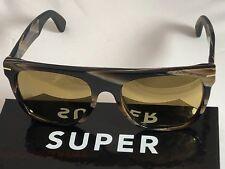 Retrosuperfuture Flat Top Motorpsycho Frame Sunglasses SUPER SUA NEW FAST SHIP
