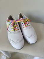 Footjoy LoPro Casual Women's Spikeless golf shoes White (97324) 7 M