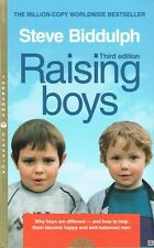 Raising Boys by Steve Biddulph  NEW