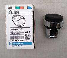 Telemecanique XB4 Nero Push Button head 22mm ritaglio zb4 BP2-NEW OLD STOCK
