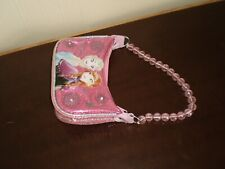 "Handbag ""Disney ""Pink Brilliant  Colour  With Flickering Batteries One Size New"
