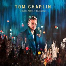 TOM CHAPLIN TWELVE TALES OF CHRISTMAS CD - NEW RELEASE NOVEMBER 2017