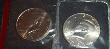 Uncirculated Uncertified Kennedy US Half Dollars (1964-Now)