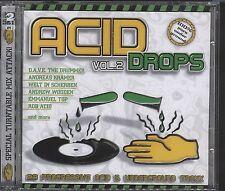 Acid Drops Vol. 2 CD