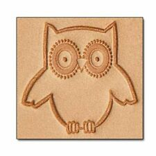 8678 Craftool 3-D Stamp Owl Tandy Leather 8678-00