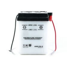 UPG Adventure Power 6N4-2A-5 Conventional Power Sports Battery 41509