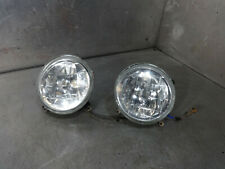 Subaru Impreza classic 1999-2001 front clear crystal fog lights pair facelift