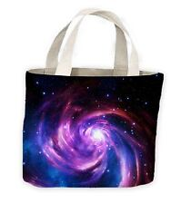 Spiral Galaxy Tote Shopping Bag For Life - Physics Outer Space Sci Fi