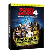 Scary Movie 4 (Unrated) (DVD, 2006)