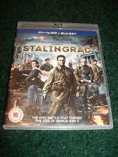 Stalingrad Blu-Ray (2014) Pyotr Fyodorov, Bondarchuk (DIR) cert 15 2 discs