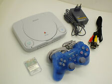 !!! PLAYSTATION PS ONE Konsole + Controller + Memory GUT/OK (629) !!!