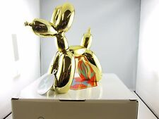 Balloon Dogs- Gold Metallic finish/ Home decor/ Fine craft/ Perfect gift