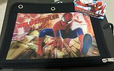 The Amazing Spider-Man in Action Binder 3D Pencil Case, Brand New